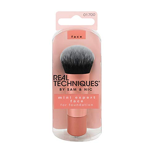 Real Techniques Mini expert face brush - mini brocha