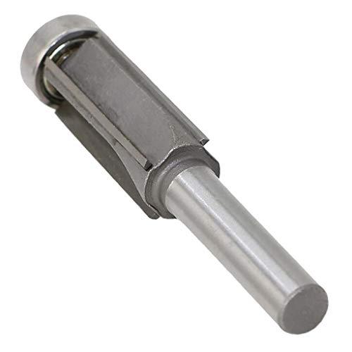 D DOLITY Bündigfräser Kopierfräser Oberfräser Nutfräser, Schnittdurchmesser(14mm), Schaft 8mm