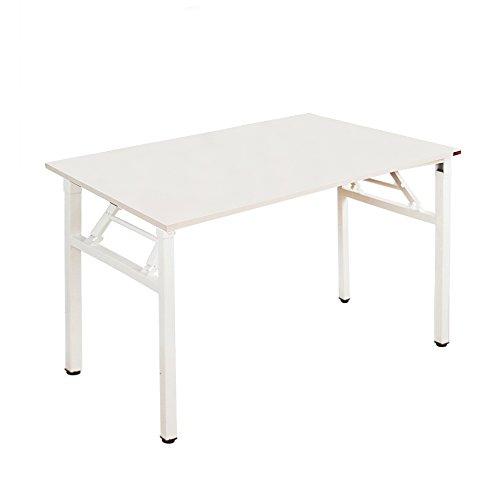 Teak Esstisch Stühle (Need Computertisch 100 x 60 cm Klapptisch Workstations Bürotisch AC5DW-100)