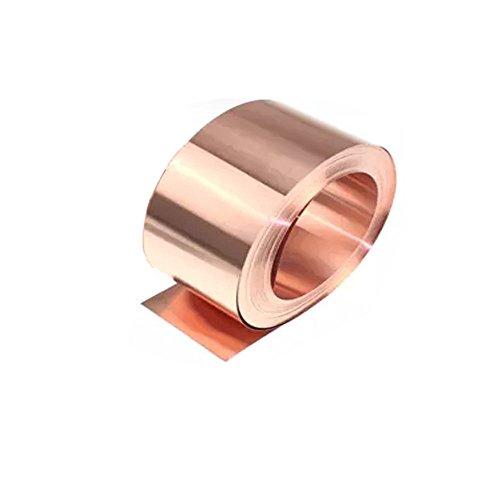 yili, CU-Blech, hohe Reinheit, 0.5*100*1000MM, rot