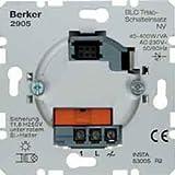 BERKER 2905 Triac-Einsatz indukt 40-400W