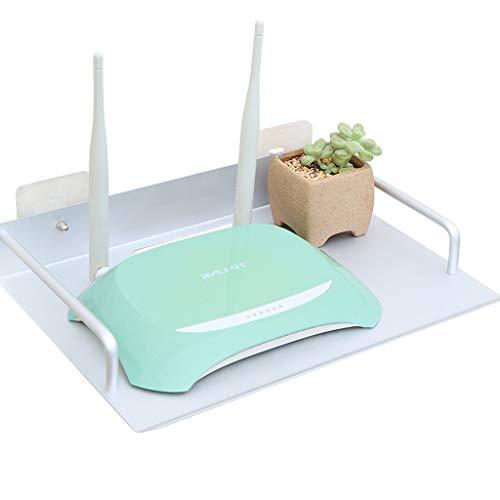 AFEO-Wand-TV Schrank WiFi-Router Set Top Box DVD-Player CD-Regal Wandregal Floating Regal Multifunktions-Display Regal Multimedia-Konsole - Tv-wand-schrank