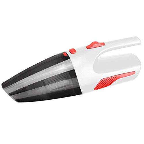 CHEZAI Handschnurloser Staubsauger Starker zyklonischer Saug-tragbarer nachfüllbarer Handstaubsauger, nasses trockenes Vakuum mit Schnellladung Technologie für Haus und Auto (Tragbarer Nass-trocken-vakuum)