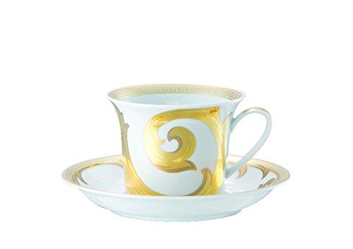 Versace Arabesque (Rosenthal Versace Arabesque gold Cappuccino obere 0,25 l.)