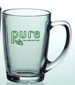 PURE Tee - 6 Gläser mit Henkel