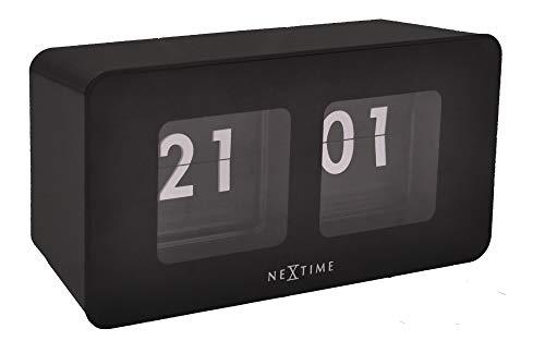 Karlsson Flip Klok : Retro flip clock the best amazon price in savemoney