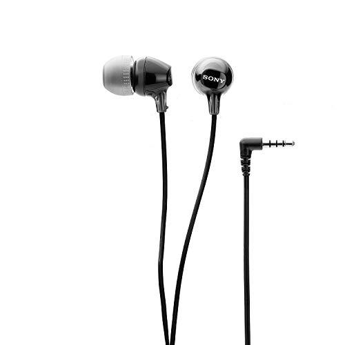 (Renewed) Sony MDR-EX14AP Headphone (Black) Image 8