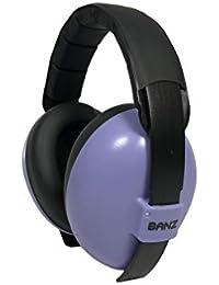 BAN01/ENMBL - Banz Kids Ear Defender Newborn - Lilac