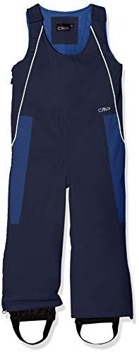CMP Kinder Ski Overall, Black Blue, 80   08055199692200