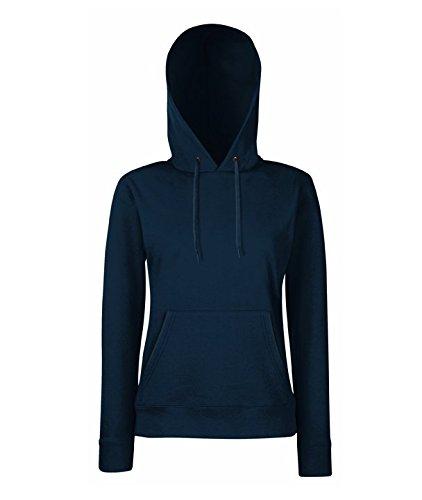 ATELIER DEL RICAMO - Sweat-shirt - Femme * taille unique bleu nuit