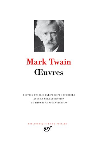 Œuvres par Mark Twain