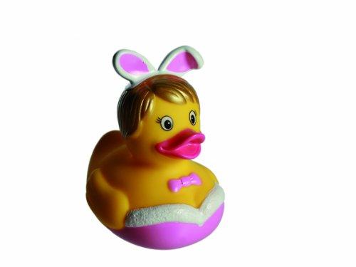 Out of the blue 20/1052 - Quietscheente, Bunny, circa 8 cm, gelb