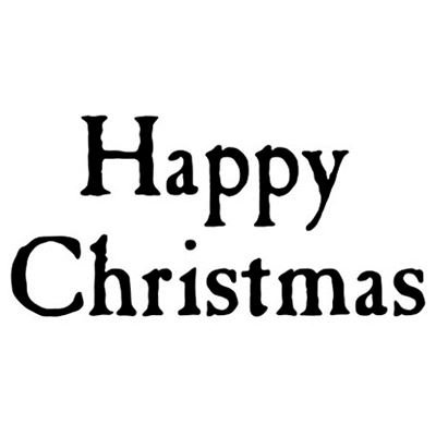 51cm-happy-christmas-timbro-di-gomma-4242