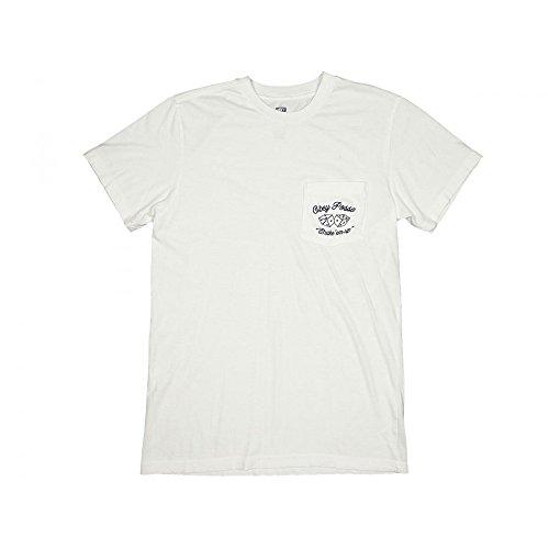 OBEY Herren T-Shirt Weiß