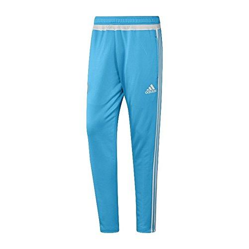 Pantalon Entraînement OM Bleu/Blanc