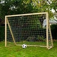 Homegoal - Classic Senior Fußballtor aus Holz 200 x 160 cm 3 Jahre Garantie!