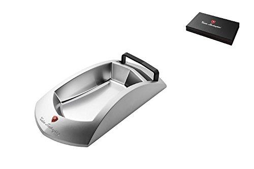 Zigarrenaschenbecher Edelstahl - Humidor - Marke: Lamborghini - Modell: Adria
