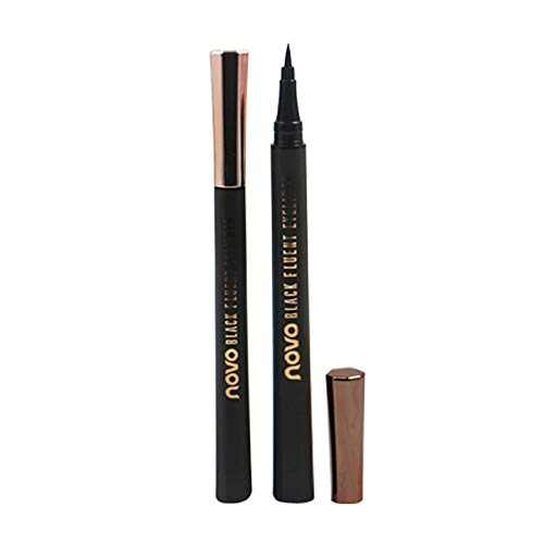 Impermeable duradero Negro lápices Delineador ojos