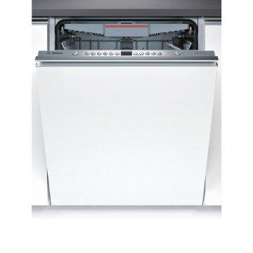Bosch Serie 4 SMV46MX00E Fully built-in 14place settings A++ dishwasher - Dishwashers (Fully built-in, Full size (60 cm), Grey, Buttons, 1.75 m, 1.65 m)