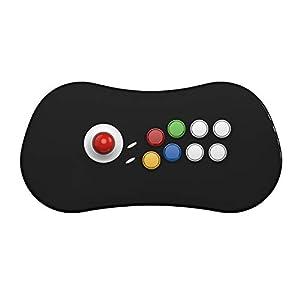 Neo Geo Arcade Stick Pro Silicone Cover (Black)