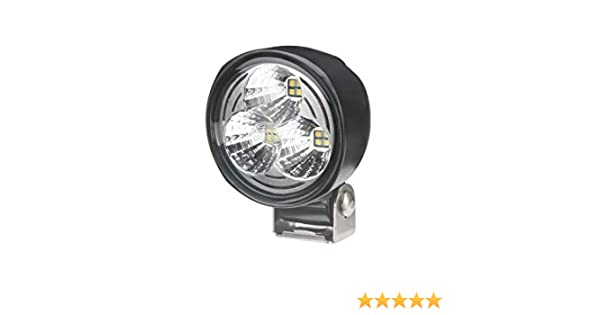 colore Nero Hella 1GA 996 488-011 Power Beam 1800 Lampada compatta
