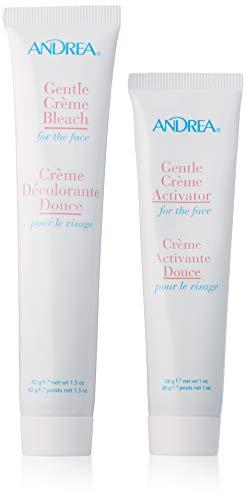 AndreaCrème décolorante Gentle Creme Bleach pour le visage