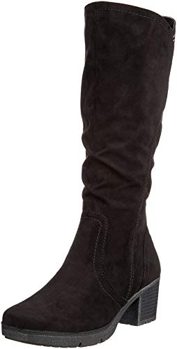 Softline Damen 25662-21 Hohe Stiefel, Schwarz (Black 001), 40 EU -