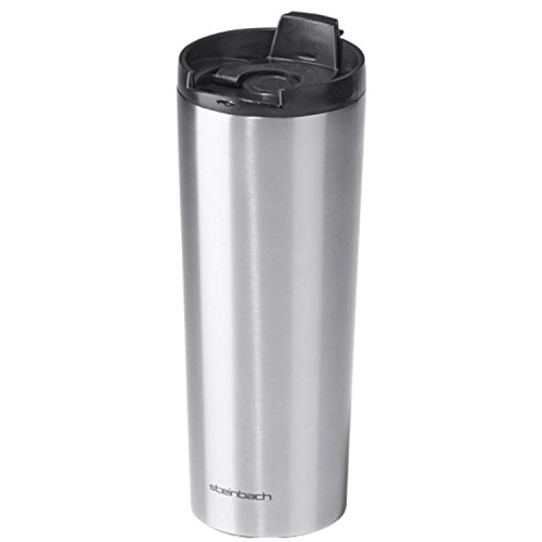 Original Steinbach Kaffeebecher Gefora | 480 ml | Thermobecher | Coffee to go Becher | Isolierbecher...