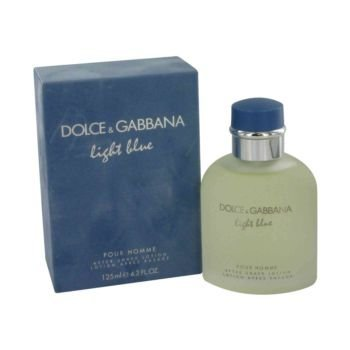 Dolce & Gabbana LIGHT BLUE Homme After Shave Lotion 125 ml