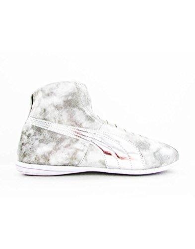 Puma - Eskiva Mid Filtred, Sneaker Donna Argento