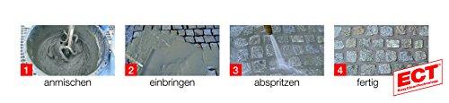 Pflasterfugenmörtel wasserundurchlässig tubag Fugenmörtel grau PFN 25 kg