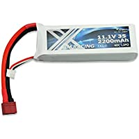 Amewi 28894 battery 11.1 V 2200 mAh 40 °C LiPo Battery for Wave X Warrior, Vehicle - Compare prices on radiocontrollers.eu