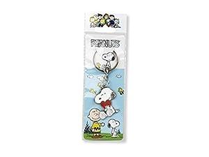 Peanuts Llavero Llavero Snoopy Con Corazón de KCG Chaoskind