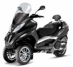 Piaggio mP3 lT business noir 500 cosmo 98 a