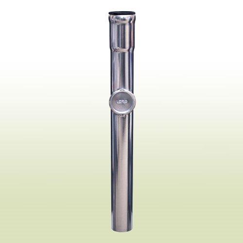 LORO Standrohr mit Reinigung DN100 Länge 1000 mm verzinkt