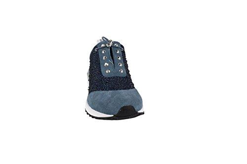 CHAUSSURE DE SPORT BLEU T0380 S16147 Luijo Bleu