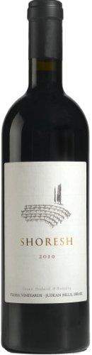 Koschere Israelischen Wein Tzora Vineyards Shoresh blend