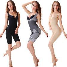 ApricotLeaf Damen Formender Body Grau