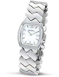 Philip Watch Tradition R8253108545 - Reloj de mujer de cuarzo, correa de acero inoxidable color plata