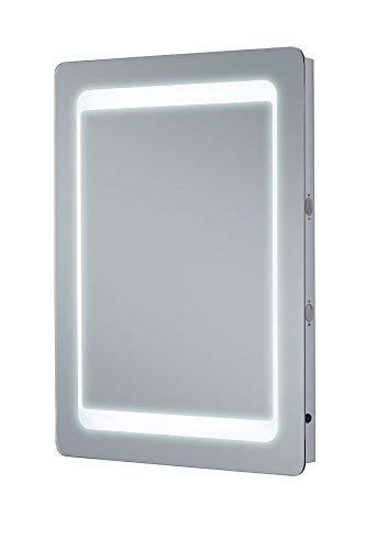 MY-Furniture ICON beleuchteter LED Bluetooth Badezimmer-Spiegel mit - 3
