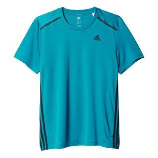 adidas Herren T-shirt Cool 365 Tee, Grün, L,