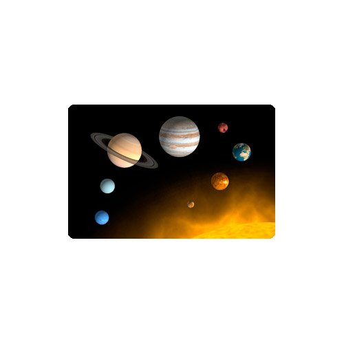 The Planets of Our Solar System ()