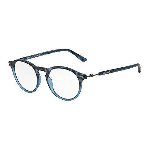 Giorgio Armani Für Mann 7040 Gradient Tortoise / Blue Kunststoffgestell Brillen, 48mm