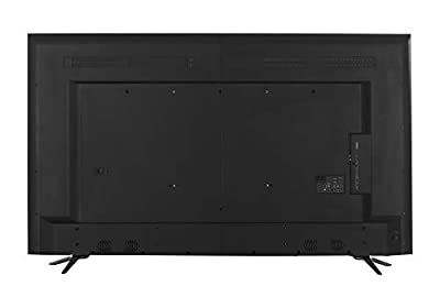Hisense 4K Ultra HD Smart TV - Black