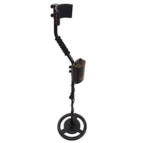 DT Detector de Metales portátil liviano para niños con Sensibilidad Ajustable y Detector de Volumen...