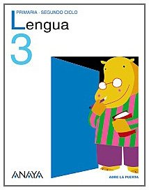 Lengua 3. (Abre la puerta) por Carmen Bello Crespo