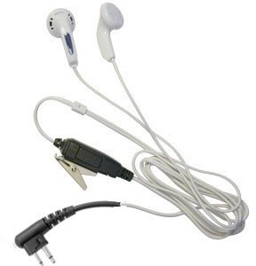 Price comparison product image Kenwood TK covert ipod / mp3 earpiece & microphone