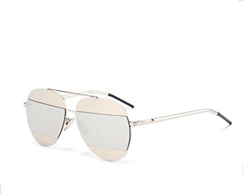 GCR Sonnenbrille Schatten Polarisierende Brille Fashion Box Sonnenbrille Überspannungsschutz Spiegel , C3