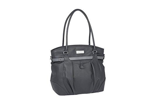 Babymoov A043570 Wickeltasche Glitter Bag, schwarz