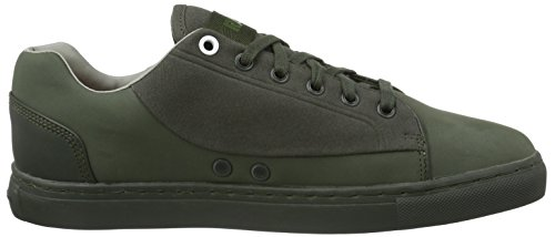 G-STAR RAW Herren Thec Mono Low-Top Grün (combat 723)